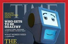 An Irish robot called Stevie made the cover of Time magazine