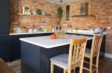 'I wanted exposed brick walls for years': Aisling shares her industrial-inspired kitchen