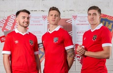 Shels release cracking home jersey for their return to the top flight