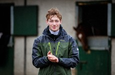 23-year-old jockey David Mullins suffers spinal fracture after fall in Thurles