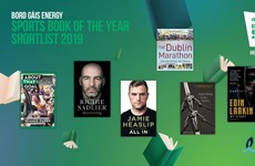 Jamie Heaslip, Richie Sadlier and Eoin Larkin nominated for Sports Book of the Year