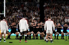 As it happened: England v New Zealand, Rugby World Cup semi-final