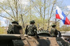 Russian serviceman shoots dead eight fellow soldiers at military base in Siberia