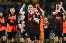 Fairytale ending for Bohs legend as Pender bids farewell by scoring the winner