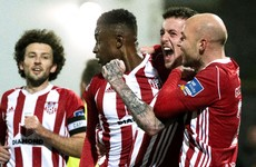 Derry secure Europa League spot as Junior claims Golden Boot