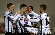 Champions Dundalk end St Pat's hopes of Europe