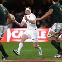 Farrell dropped as England chase Springboks