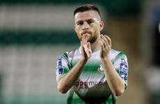Byrne lays the platform for comfortable Shamrock Rovers win over Cork City