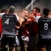 Botha's last-gasp try seals bonus-point win for Munster in Cork