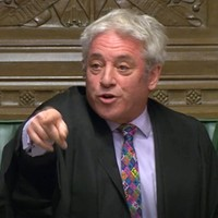 Minister blames Bercow for making it 'very difficult' to leave EU by October deadline