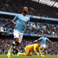 Sterling, De Bruyne and Gündogan on target as Man City ease past Aston Villa