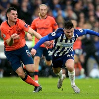 Brighton win five-goal thriller against Everton as Connolly earns another Premier League start