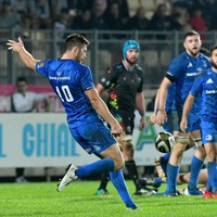 Ross Byrne penalty the only score as Leinster prevail in dull affair against Zebre