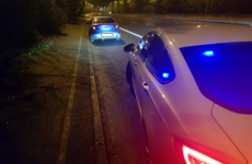 Man arrested on suspicion of drink driving after flashing lights at unmarked garda car