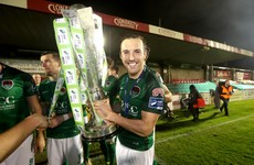 'Honorary Cork man' Karl Sheppard calls time on City career after five years