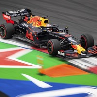 Verstappen on pole at Mexican Grand Prix as Bottas suffers huge crash in the final seconds
