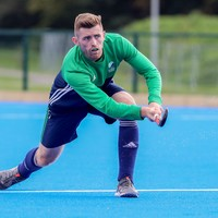 Ireland take command of Olympic Hockey play-off with Canada