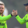 Ireland on the brink of T20 World Cup qualification
