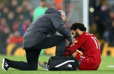 Salah injury fear 'not a massive issue', says Klopp after Liverpool beat Spurs