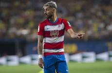 Granada go top to continue La Liga fairytale