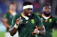 'The only way we know is fighting fire with fire' - Boks believe in their resilience
