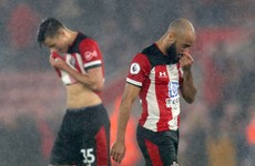 Southampton players donate wages to charity after Leicester thrashing