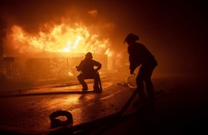 California in 'state-of-emergency' as wildfires spreading forces thousands to flee their homes