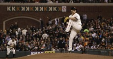 Yes we Cain! Giants pitcher throws first perfect game in franchise history