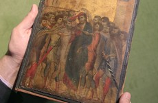 Rare Cimabue painting discovered in French kitchen sells for €24 million at auction