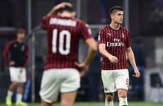 AC Milan post record loss of €145.9m as they continue new stadium push with Inter