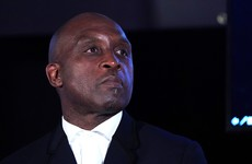 Nigel Benn forced to call off his ring return aged 55 due to shoulder injury