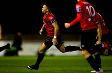 Lyons strikes at the death to give Drogs slender lead for play-off second leg