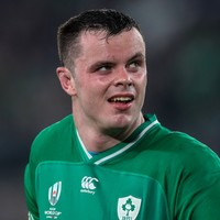 O'Driscoll says there's 'no rush' with James Ryan being Ireland captain