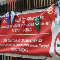 Poll: Should people be allowed to smoke on hospital grounds?
