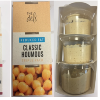 Houmous sold in Aldi and Lidl recalled due to presence of Salmonella