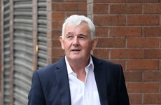 Case against John Gilligan after he was stopped at Belfast Airport with €20k in cash dismissed