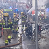 Traffic delays in Dublin after emergency services attend fire on Clanbrassil Street