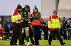 Connacht optimistic on Thornbury as they are handed Aki boost