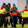 Connacht optimistic on Thornbury as they are handed Aki boost