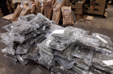 Huge drugs seizure in Louth as gardaí discover €3.2 million worth of cannabis