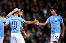 Man City, Leicester ease into last eight stage of the Carabao Cup
