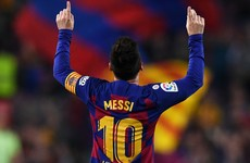 Regal Messi steals the show as Barcelona hammer Real Valladolid