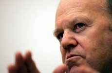 Michael Noonan claims there is a policy difference between IMF and ECB
