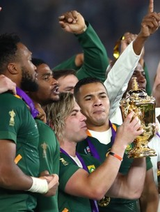 Six Springboks force their way into The42's Team of the Rugby World Cup