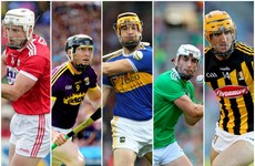 7 for champions Tipperary and 3 for Kilkenny - the 2019 All-Star Hurling team