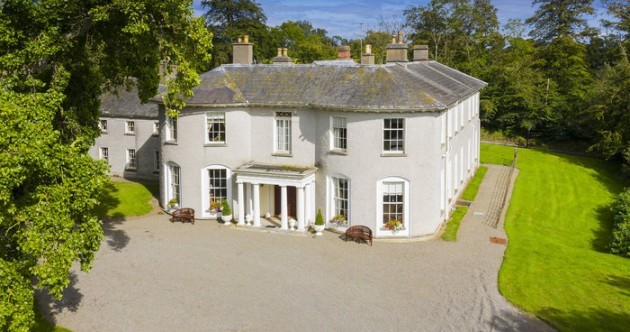 Strike a deal at this €1.9m period mansion in Meath owned by a Dragons' Den star