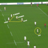 Analysis: Ford and Farrell's inverted triangles give England superb variety