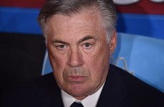 Carlo Ancelotti blasts 'attack on my professionalism' in red card rage
