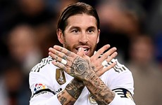Ramos joins Messi in exclusive La Liga goalscoring club as Real Madrid prevail