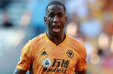 Blow for Wolves as key defender ruled out for 'a number of months'